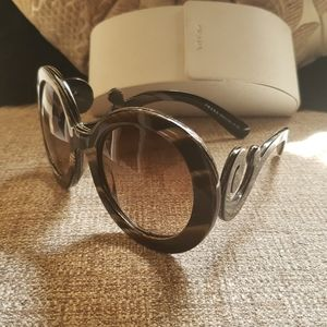 Prada Baroque PR27N Sunglasses
